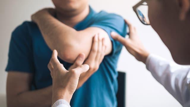Den Gelenken zuliebe, aktiv gegen den Schmerz