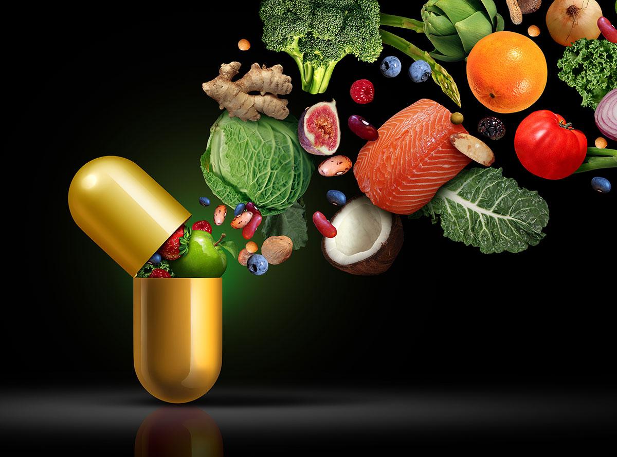 Mikronährstoffe & Krebs